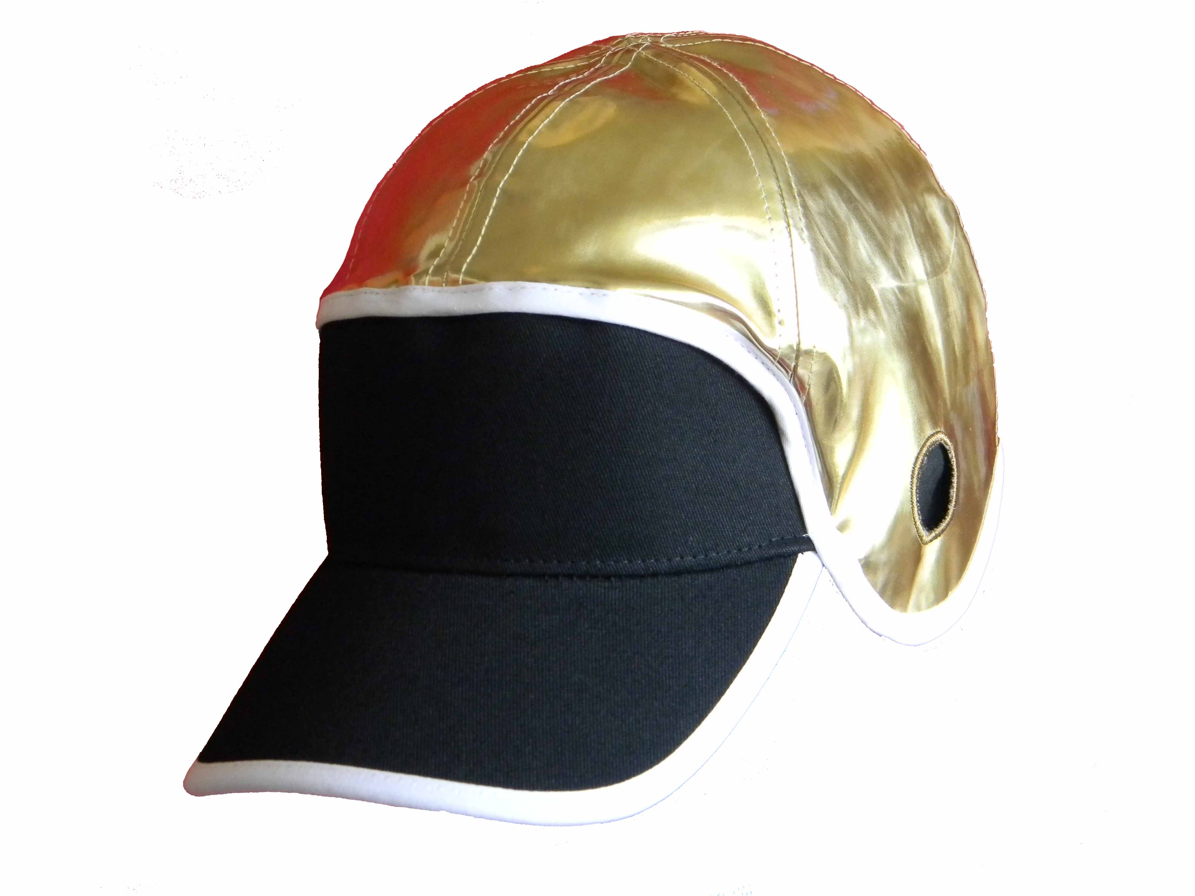 Bright Gold College Football Hat or Pro Football Hat Notre Dame or ... 86d475c20b4